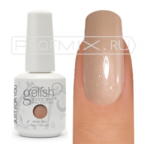 Gelish, Eur-So Chic, 15 мл., гель-лак