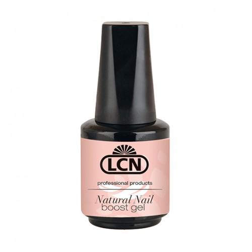 LCN Boost Gel (прозрачный), 10 мл. ламинирование ногтей
