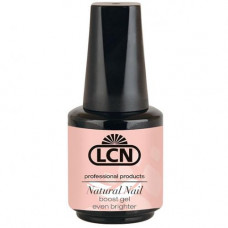 LCN, Whitening Effect Nail Lamination Gel, Natural Nail Boost Gel Even Brighter, 10 ml