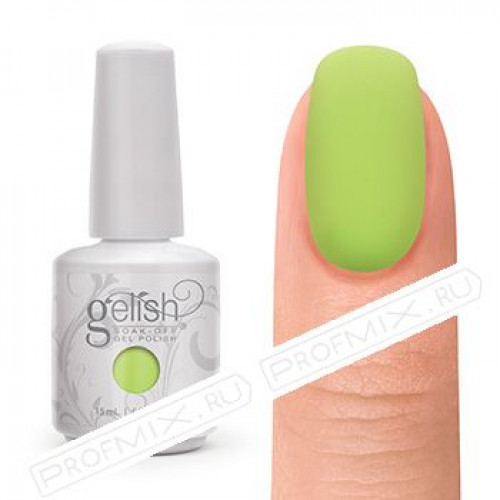 Gelish, Lime All The Time, 15 мл. - гель-лак