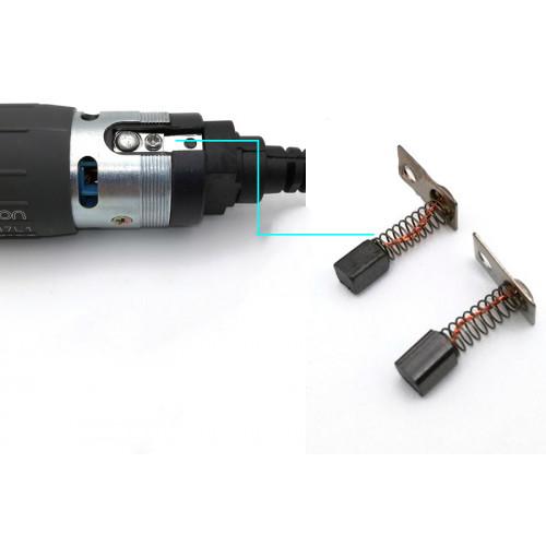 Электрографитовые щётки для микромотора (наконечника) Marathon комплект, 2 шт