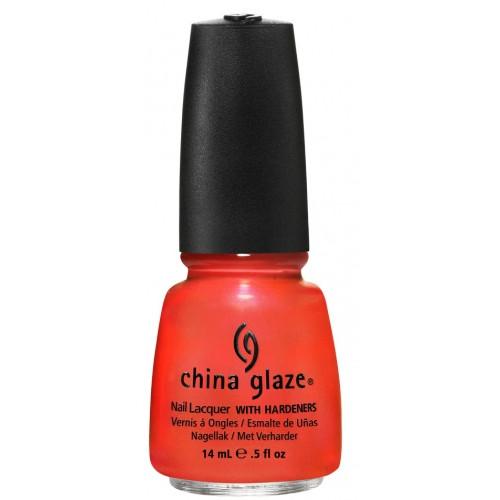 China Glaze, лак для ногтей Surfin' for Boys, 14 мл