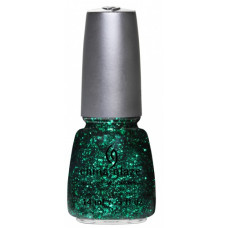 81237 China Glaze, Graffiti Glitter, 14 ml. - nail polish