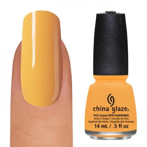 China Glaze, Metro Pollen-Tin, 14 мл. - лак для ногтей