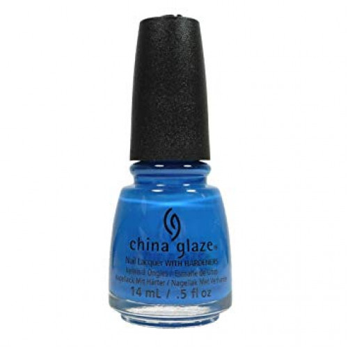 China Glaze, License & Registration Pls, 14 мл. - лак для ногтей