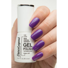 Dance Legend, No. 040, Purple Pills, 6.5 ml., Gel polish