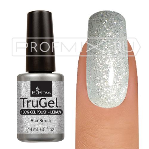EzFlow TruGel, гель-лак №42437, Star Struck, 14 мл.