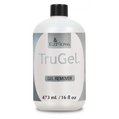 EzFlow TruGel Remover, 473 мл - средство для снятия гелевого лака