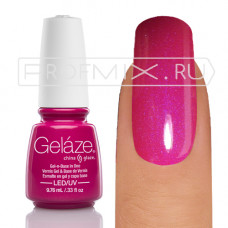 81678 Gelaze Caribbean Temptation, 9.76 ml. - gel polish