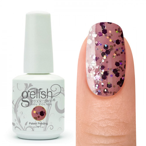 Gelish, Tumberline Violet, 15 мл. - гель-лак