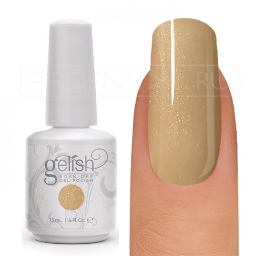 Gelish, Ivory Coast, 15 мл., гель-лак