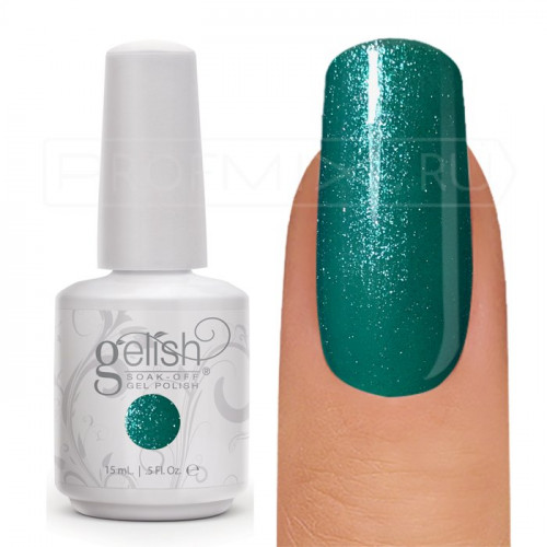 Gelish, Mint Icing, 15 мл., гель-лак