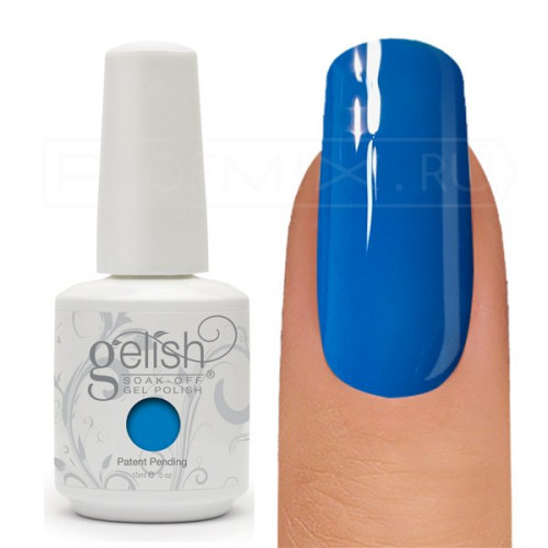 Gelish, Ooba Ooba Blue, 15 мл. - гель-лак