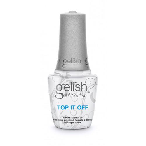 Gelish, Top It Off, 15 мл., верхнее покрытие