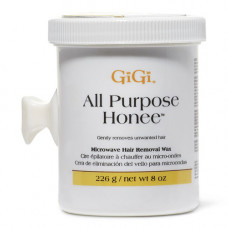 GiGi, All Purpose Honee Microwave Formula, 226 g