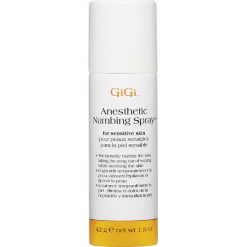 GiGi, Anesthetic Numbing Spray - спрей-анестетик для эпиляции, 44 г.