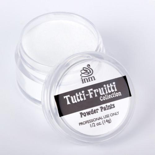 INM, Tutti Frutti, Lime In Da Coconut, 14 г. - цветная акриловая пудра для дизайна