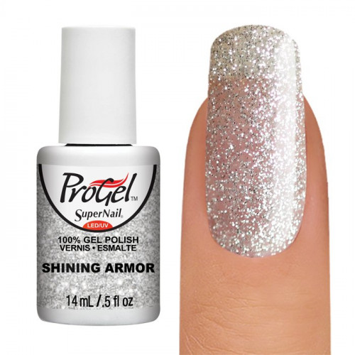 SuperNail ProGel, №038, Shining Armor, гель-лак