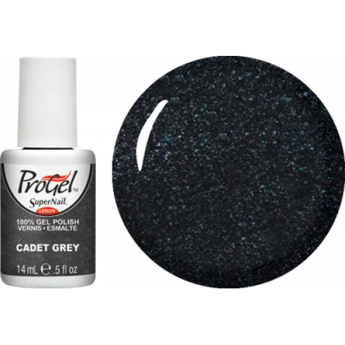 SuperNail ProGel, Cadet Grey, 14 мл. - гелевый лак