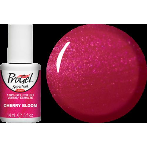SuperNail ProGel, №006, Cherry Bloom, гель-лак