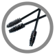 Accessories and preparations for eyelashes