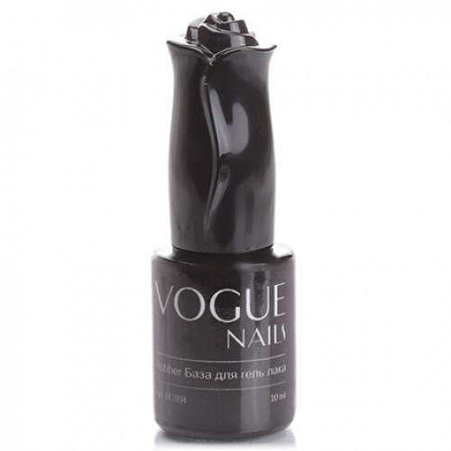 Vogue Nails, База для гель-лака Rubber, 10 мл